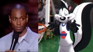 Pepe Le Pew Axed From 'Space Jam' Sequel 20 Years After Dave Chappelle's Legendary Bit About The Character Being A Creep