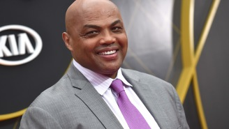 Charles Barkley Worried About 'Big Ugly Offensive Linemen' With Name, Image, Likeness Laws Being Finalized