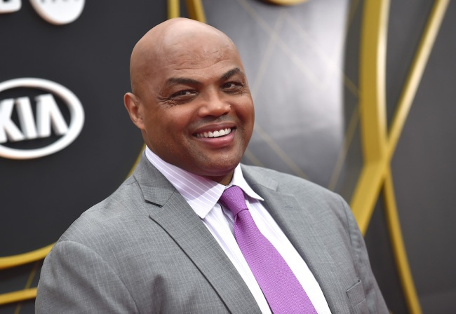 After his daughter recently got married, Charles Barkley reveals his son-in-law only recognized him from the movie 'Space Jam', and not from his Hall of Fame career