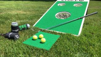 Use The Code 'RIPPINIT' For 15% Off Chippo – Our Favorite Backyard Golf Game