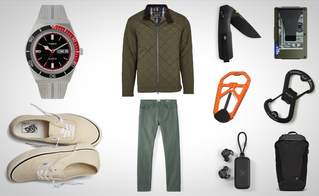 classic everyday carry items