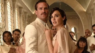Here's How Disney Plans To Handle Armie Hammer's Role In 'Death on the Nile'
