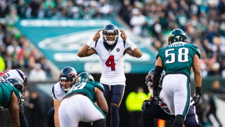 Apparently, Eagles GM Howie Roseman Really, Really Wants To Acquire Deshaun Watson This Offseason