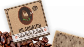 Dr. Squatch Soap Flash Sale – Buy 4 Cold Brew Cleanse Bars Of Soap, Get 2 For Free
