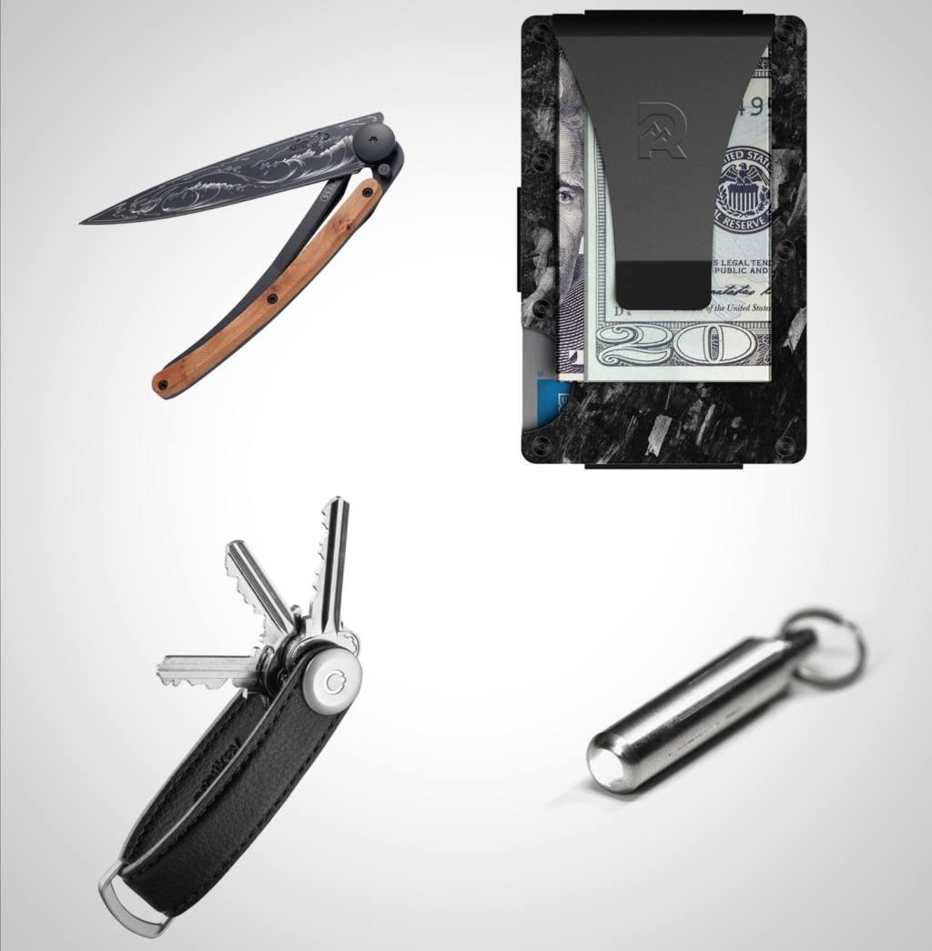easy living everyday carry items