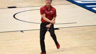Arkansas' Eric Musselman Puts CBS' Todd Fuhrman In A Body Bag Following Hogs' Win Over Texas Tech