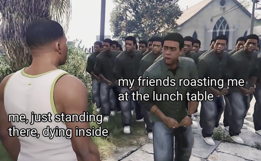 funniest roast memes best of 2021
