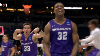 Abilene Christian's Paul Hiepler Played Zero Minutes But Became A Star By Trolling Texas With 'Horns Down' Gesture After Upset Win