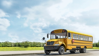 There's A Critical Reason For The 3 Rails Of The Sides Of School Buses