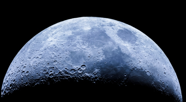Scientists send sperm samples to the Moon.