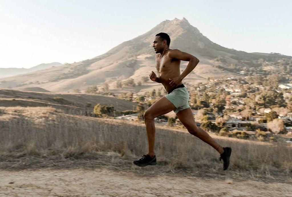 Janji AFO Middle Running Shorts