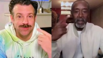 Jason Sudeikis Was Extremely Chill About Don Cheadle Telling Him To Wrap It Up During The Golden Globes
