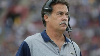 NFL Fans Clown Jeff Fisher One Last Time For 7-9 Records As League Moves To 17-Game Regular Season