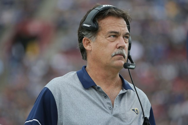 NFL fans joke about Jeff Fisher's 7-9 records one last time as the league moves to a 17-game schedule