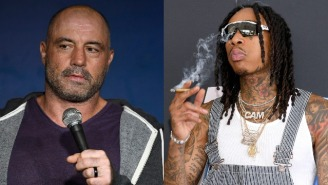 Joe Rogan Sells L.A. Home At Premium But Denies Wiz Khalifa's Request To Buy California Podcast Studio Compound