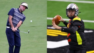 Bubba Watson Weighs In On Johnny Manziel's Dream To Play Pro Golf And Outlook Is Not So Good