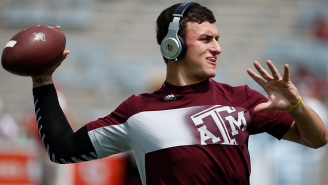 Kliff Kingsbury Used An Incredible Strategy To Get A Hungover Johnny Manziel To Practice In College