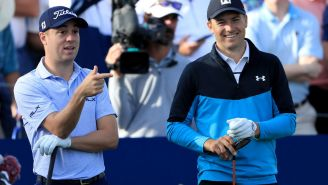 Justin Thomas Happy To See His Friend Jordan Spieth 'Doing Jordan Spieth Stuff' Again