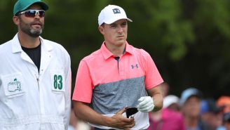 Jordan Spieth Shares One Of His Favorite Perks About Being A Masters Champion