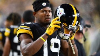 Steelers' Official Website Writes JuJu Smith-Schuster Is 'Unlikely' To Accept Contract Pittsburgh Can Offer