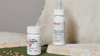 Want To Fight Hair Loss Without Leaving Your Couch? Keeps Has The FDA-Approved Solution You Need