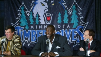 Kevin Garnett Rips T-Wolves Owner Glen Taylor For Squashing His Ownership Hopes