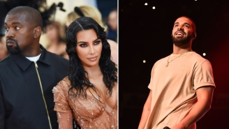 The Internet Is Convinced Drake Admitted To Hooking Up With Kim Kardashian While Taking Shot At Kanye West On 'Scary Hours 2'