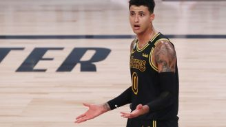 Kyle Kuzma Blaming His Air-Balled Free-Throw On An Imaginary Earthquake Is The Greatest Excuse In The History Of Sports