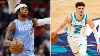 NBA Fans Crush D'Angelo Russell For Declaring Anthony Edwards Rookie Of The Year After Lamelo Ball Suffered Season-Ending Injury