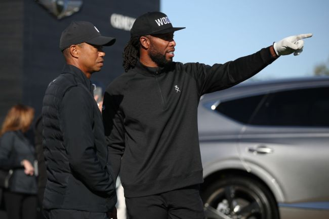 larry fitzgerald tiger woods rippin it podcast