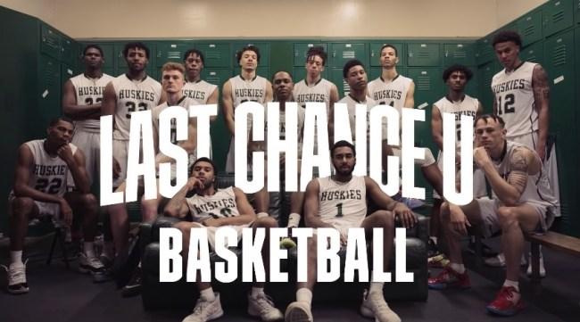 last chance u basketball trailer