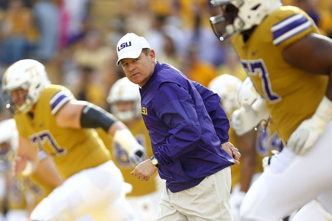 les miles lsu probe female students