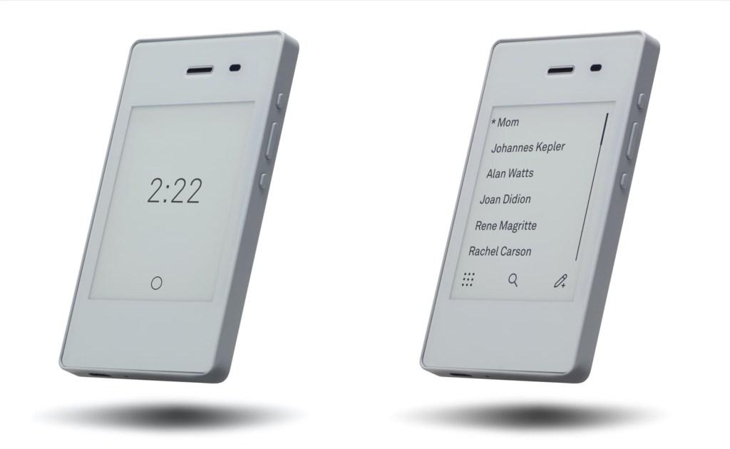 Light Phone II Distraction-Free Smart Phone
