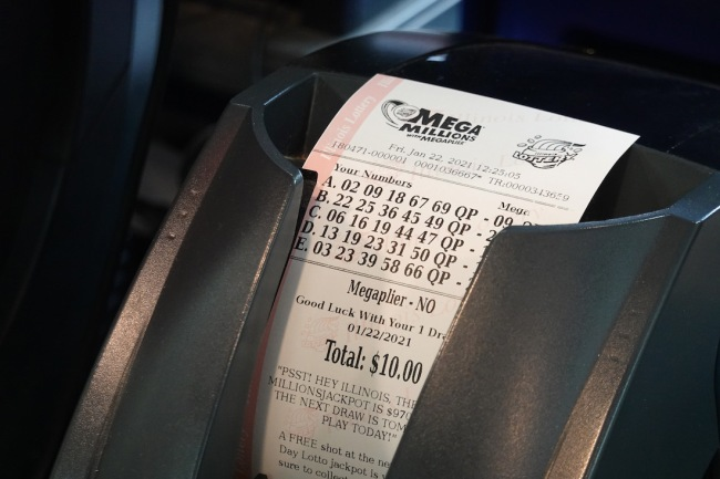Tennessee man named Nick Slatten lost a $1 million lottery ticket, retraced his steps, and found it in a parking lot