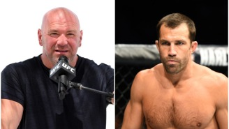 UFC Fighter Luke Rockhold Rips Into Dana White's 'Belittling,' Tells Him 'F–k You,' Suggests A Fix For The UFC