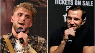 UFC Fighter Luke Rockhold Says The Paul Brothers 'Know Better Than To Sh-t Talk Me,' Clowns Jake Paul For Slapping Ben Askren