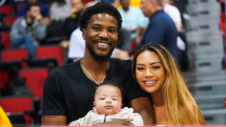 Malik Beasley's Wife Says He Kicked Her And Son Out Of House After Larsa Pippen Affair And Requested Paternity Test