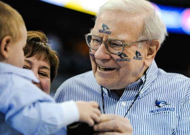 The payout for winning Warren Buffett's March Madness bracket at Berkshire Hathaway revealed
