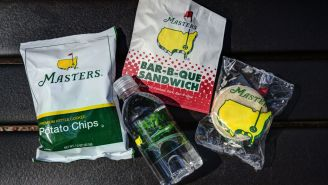 Anyone Can Buy Food Packages From The Masters This Year And For How Much You Get, It's A Criminally Good Deal