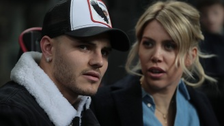 A Soccer Player Claimed PSG Striker Mauro Icardi Has So Much Daily Sex I'm Concerned For His Health