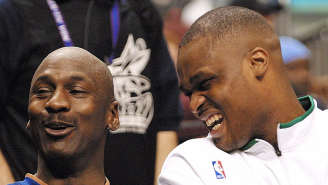 Antoine Walker And Michael Jordan Were Once Down $900k In A 36-Hour Game Of Spades