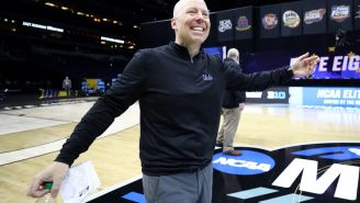 UCLA Head Coach Mick Cronin And His Father Have Turned Into The Best Story Of March Madness