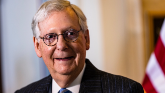 Mitch McConnell Is Getting Clowned For His Buffoonish Concern Over $1,400 Stimulus Checks
