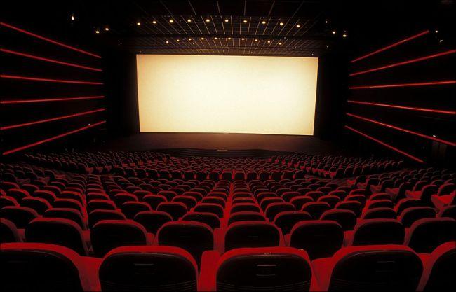 empty movie theaters