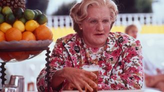 'Mrs. Doubtfire' Director Confirms An Explicit R-Rated Version Of The Film Exists