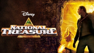 A 'National Treasure' Series Is In The Works At Disney+