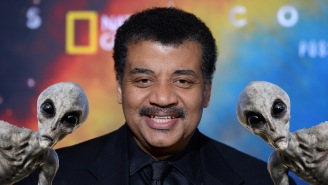 Neil deGrasse Tyson Crushes Demi Lovato's Suggestion That We Should Stop Saying 'Aliens'