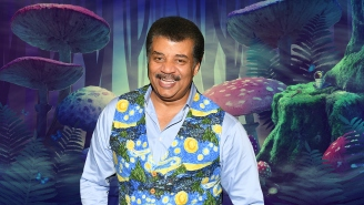 Neil deGrasse Tyson On Whether Psychedelics Have A Role In Understanding The Universe
