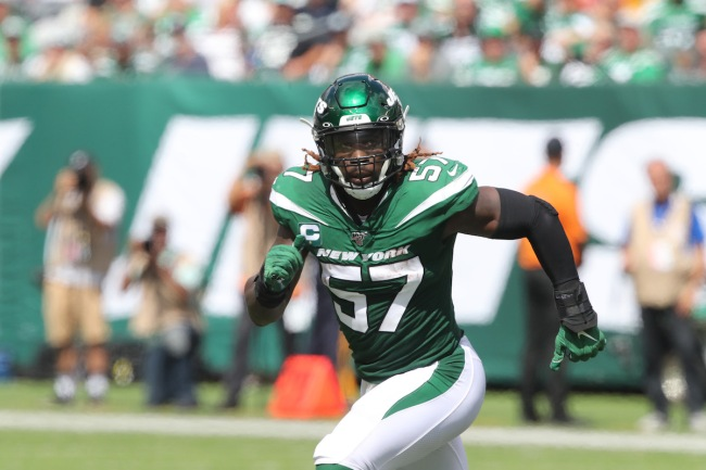 After signing C.J. Mosley to a free agent deal during 2019 NFL offseason, the New York Jets have paid him $2.2 million per tackle