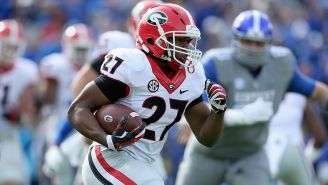 Nick Chubb Responds To Allegations Of Being Paid While At Georgia